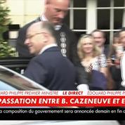Bernard Cazeneuve a quitté matignon