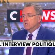 Ni coalition, ni cohabitation : une majorité présidentielle absolue souhaitée par Richard Ferrand