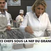 Taste of Paris : le festival des grands chefs au Grand Palais