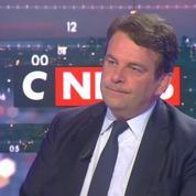 Thierry Solère : Oui je voterai la confiance au gouvernement