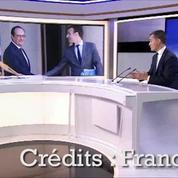Déficit de la Cour des comptes : Darmanin défend Macron, «ministre de l'économie et pas du budget»