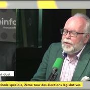 Wallerand de Saint-Just confirme : Jean-Marie Le Pen ne sera pas admis au bureau politique du FN
