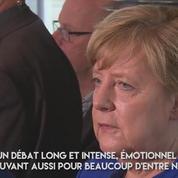 Opposée au mariage homosexuel, Angela Merkel s'exprime après la légalisation
