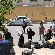 Des réfugiés syriens rentrent passer le ramadan au pays