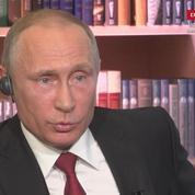 Poutine sur l'OTAN : «Il ne faut pas inventer des menaces imaginaires provenant de la Russie»