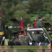 Défilé militaire spectaculaire pour Xi Jinping à Hong Kong