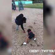 Un enfant ne tient plus debout après avoir fait du tourniquet