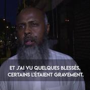 Attaque de Londres : des témoins s'expriment devant la mosquée