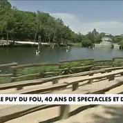 Le Puy du Fou fête ses quarante ans