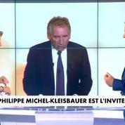 Philippe Michel Kleisbauer : A travers nous, on a cherché à atteindre le président de la République