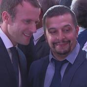 Emmanuel Macron : « Il me semble que nous avons aujourd'hui en commun des combats à mener. »