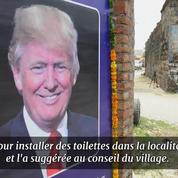 Un village indien change son nom en «Trump»