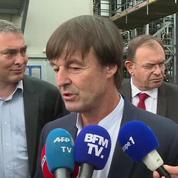 Nicolas Hulot: «Il y a des sujets sur lesquels je ne veux faire aucune concession»