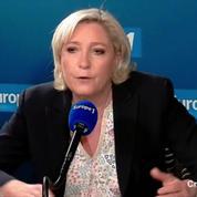 Marine Le Pen: «Il faut une proportionnelle intégrale»