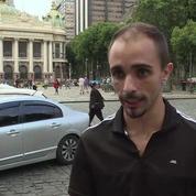 Danseur étoile au Brésil, il devient chauffeur Uber pour survivre