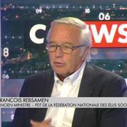 François Rebsamen : Le départ de Manuel Valls du PS est un divorce par consentement mutuel