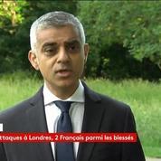 Sadiq Khan, maire de Londres :