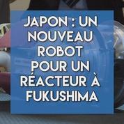 Japon : un nouveau robot pour un réacteur à Fukushima