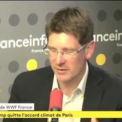 Pascal Canfin sur le retrait des Etats-Unis de l'accord de Paris : « C'est un électrochoc »