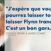 Affaire Donald Trump : James Comey sera entendu demain par le Sénat américain