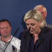 Marine Le Pen annonce la nomination de six députés du Front national