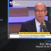 La classe politique salue le départ de Jean-Pierre Raffarin de la vie politique élective