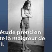 Une adolescente française sur cinq est maigre