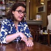 Cécile Duflot revient sur la polémique de sa robe à fleurs