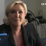 Marine Le Pen réclamera la proportionnelle
