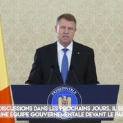 Le président roumain désigne le social-démocrate Mihai Tudose comme nouveau Premier ministre