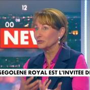 Ségolène Royal sur Trump : Sa radicalité a entraîné une coalition internationale