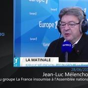 Le nouveau président de l'Assemblée François de Rugy taclé par l'opposition
