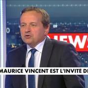 Maurice Vincent : constituer un groupe LREM au Sénat, ??un choix de clarté??
