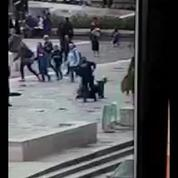 Les images de l'attaque de Notre-Dame
