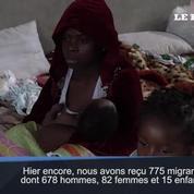 800 migrants secourus au large de la Libye
