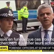 Pour le maire de Londres, l'idéologie des terroristes