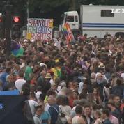 Des milliers de personnes à la marche des fiertés à Paris