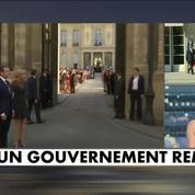 Virginie Calmels: On sent que c'est plus Emmanuel Macron qui a fait son gouvernement plutôt qu'Edouard Philippe