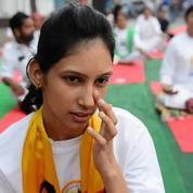 L'Inde célèbre la journée mondiale du yoga