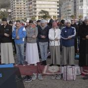 Afrique du Sud : les musulmans prient pour la fin du Ramadan