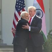 Trump et Modi sont les