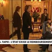 Affaire Bernard Tapie : 467 millions d'euros à rembourser