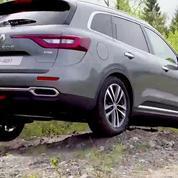 Renault Koleos Off Road