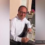 Quand François Hollande fait la promo d'un tournoi de foot amateur