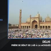 Les musulmans du monde entier fêtent l'Aïd