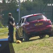 Angleterre : une voiture percute des musulmans