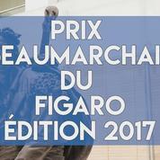 Prix Beaumarchais 2017 : l'interview des lauréats