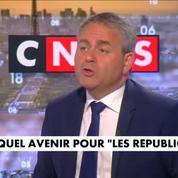 Xavier Bertrand : Le vieux système politique est à terre