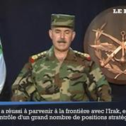 Syrie: l'armée annonce avoir atteint la frontière irakienne