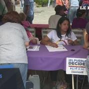 Venezuela : début du vote pour la consultation contre Maduro